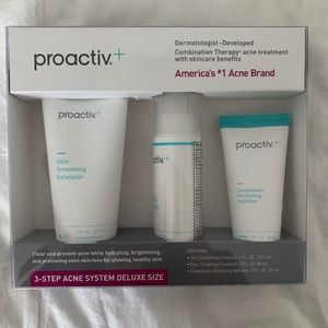Proactive 3 step acne